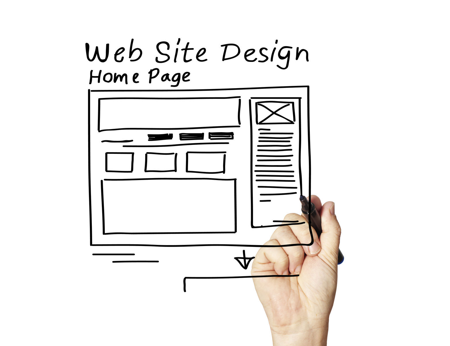 how to build a web design business